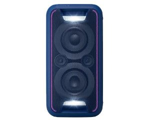 Mini System Sony GTK-XB5 Extra Bass 200RMS Iluminação NFC Bluetooth Azul