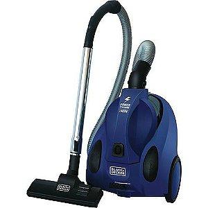 Aspirador de Pó Black Decker 1400W Azul A4BR 127v