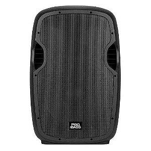 Caixa Ativa 15 Pol Com Bluetooth Pro Bass Elevate 115