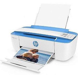 Multifuncional Hp Deskjet Ink Advantage Braca e Azul 3775 bivolt