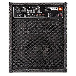 Caixa De Som Multiuso 4 Canais 80w Rms FM JM 8010 JBL