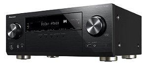Receiver Pioneer Vsx-933 4k Ultrahd Hdr10 Bt Zona2 Wifi 110v Rev Oficial