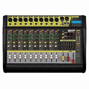 Mesa De Som / Mixer 10 Canais Usb E Bluetooth Vz100 ll  Skp