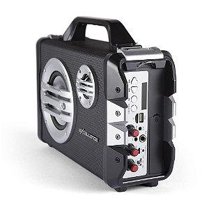 Caixa de Som Amplificada Nks Ac148 Bluetooth Radio Fm Usb