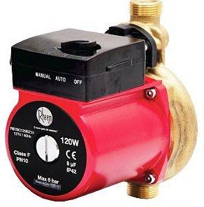 Pressurizador Rheem Rb120w 110v Vermelho