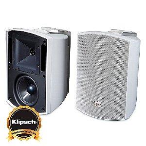 Caixa Acústica Klipsch Aw525 8 Ohms Ambiente Externo (par)