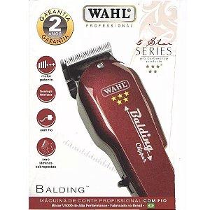 Maquina De Cortar Cabelo Profissional Wahl Balding 220v