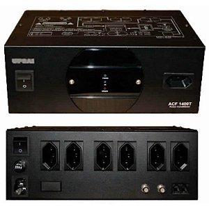 Condicionador Transformador Acf 1400t 220/120v Nbr Upsai