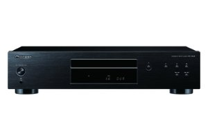 CD Player Pioneer  PD10AE Pure Áudio 127v Preto