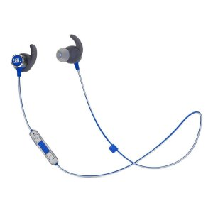 Fone De Ouvido Sport Bluetooth JBL Reflect Mini 2 Azul