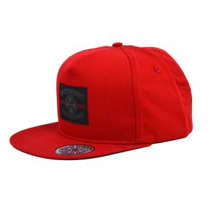 BONÉ INDEPENDENT TIT LABEL SARJA SNAPBACK