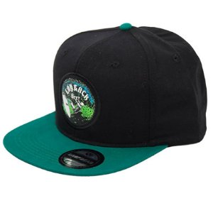 BONÉ LAY BACK TRUCKER GREEN SNAPBACK