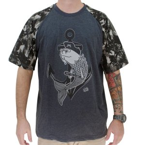 CAMISETA MARVADO'S FISH RAGLAN