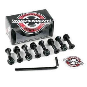 PARAFUSO DE BASE INDEPENDENT COMBI BOLTS BLACK 1""