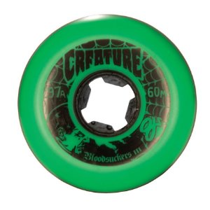 RODA OJ 60MM BLOODSUCKERS GREEN BLACK 97A