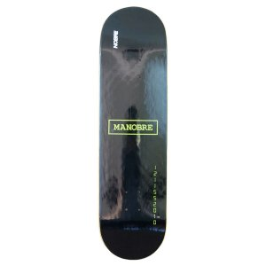 "SHAPE NOBRE 8,25"" MANOBRE BLACK"
