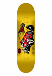 SHAPE DROP DEAD RIDE FASTEST AMARELO