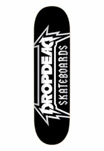 SHAPE DROP DEAD METALLICA BLACK