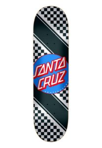 SHAPE SANTA CRUZ CHECK STRIPE BLUE