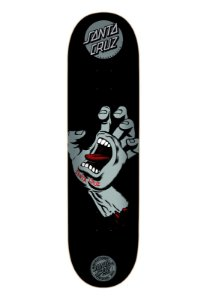SHAPE SANTA CRUZ  HAND BLACK