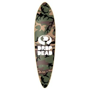 SHAPE LONG DROP DEAD PINT TAIL CAMO