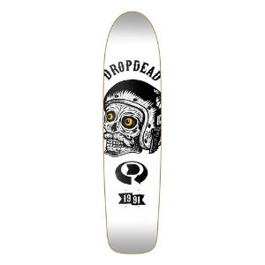 SHAPE LONG DROP DEAD SEMI 38 SKULL SKECTHY