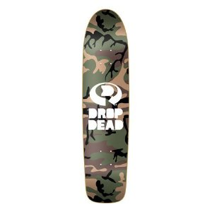SHAPE LONG DROP DEAD SEMI 38 CAMO