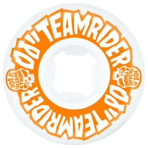 RODA OJ TEAM RIDER EZ EDGE INSANEATHANE ORANGE 101A