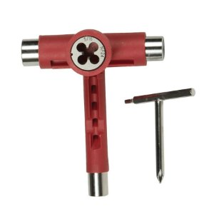 CHAVE INDEPENDENT BEST TOOL STANDARD RED