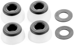 AMORTECEDOR BONES BUSHINGS HARD 96A