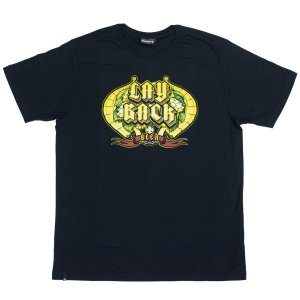 CAMISETA LAY BACK BEER CLASSIC BLACK