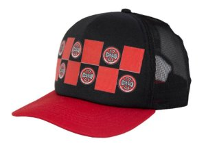 BONÉ INDEPENDENT BANNER REPEAT PRETO SNAPBACK