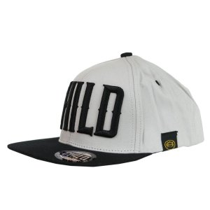 BONÉ CHILD SKATEBOARD SILVER STRAPBACK