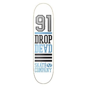 SHAPE DROP DEAD REVERSE WHITE