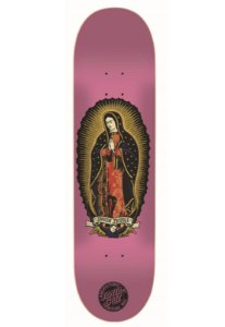 SHAPE SANTA CRUZ MAPLE JESSE GUADALUPE PINK 7,75