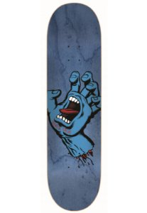 SHAPE SANTA CRUZ MAPLE SCREAMING HAND BLUE