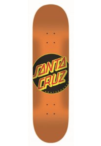 SHAPE SANTA CRUZ MAPLE CLASSIC DOT ORANGE