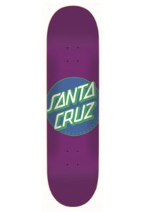 SHAPE SANTA CRUZ MAPLE CLASSIC DOT PURPLE