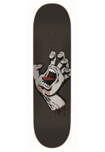 SHAPE SANTA CRUZ MAPLE SCREAMING HAND DARK GREY