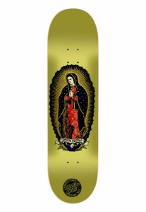 SHAPE SANTA CRUZ MAPLE JESSE GUADALUPE GOLD