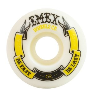 RODA EMEX 53MM BE FAST YELLOW 102A