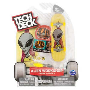 FINGERBOARD TECH DECK ALIEN WORKSHOP
