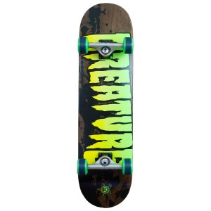 SKATE MONTADO KIT CREATURE MAPLE PLUART
