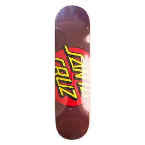 SHAPE SANTA CRUZ BIG DOT RED