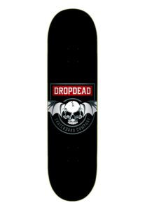 SHAPE DROP DEAD DEADLY BLACK