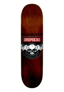 SHAPE DROP DEAD DEADLY BROWN