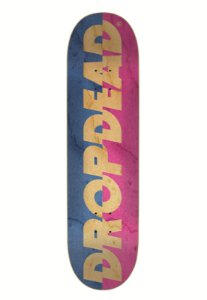 SHAPE DROP DEAD SLICED BLUE/PINK