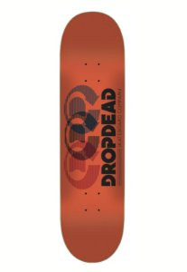SHAPE DROP DEAD OPTICS ORANGE