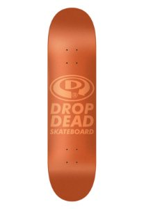 SHAPE DROP DEAD NK3 KNOCKOUT FUTURA ORANGE