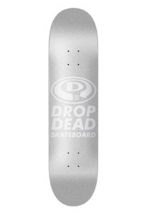 SHAPE DROP DEAD NK3 KNOCKOUT FUTURA GREY